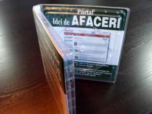 Blistere din plastic pentru cd-uri