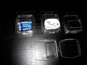 Blistere din plastic blistere accesorii electrice Blistere accesorii blistere plastic pentru accesorii electrice 1599 1