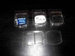Blistere pentru accesorii electrice