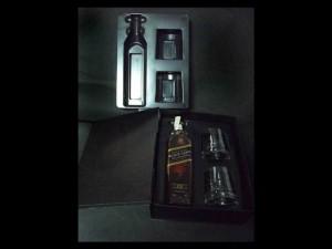 Blistere set cadou cu dou pahare blistere pahare whisky Blistere pahare Whisky blistere set cadou sticla cu doua pahare whisky 354 1 300x225