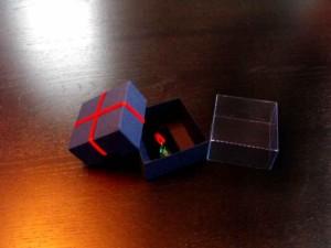 Cutii din carton pentru bijuterii cutii carton pandantiv Cutii carton pandantiv cutii bijuterii cutii mici ambalaj pandantiv 1336 2