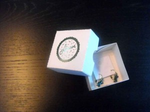 Cutii pentru bijuterii cutii carton cercei Cutii carton cercei cutii cercei cutii mici carton ambalaj cercei 1325 1