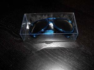 Cutii din plastic pentru ochelari