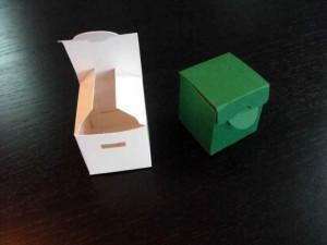 Cutiute carton pentru marturii nunta