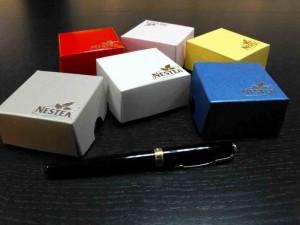 Cutiute din carton inscriptionate pentru cadouri