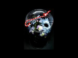 Cilindri pentru ornamente flori