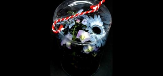 cilindri ornamente flori