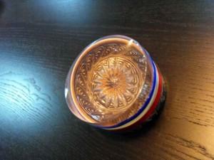 Cilindri pentru farfurie artizanat