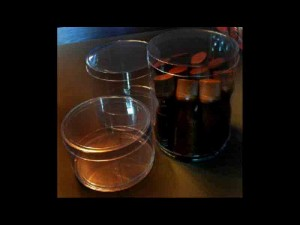 Ambalaje cilindrice pentru flacoane vrac