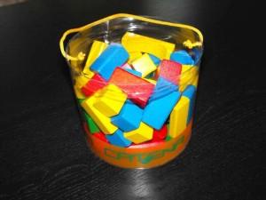 Ambalaje rotunde pentru cuburi