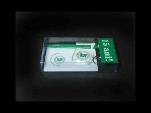 Cutii pentru cadouri cutii oferta promotionala Cutii oferta promotionala cutie din plastic promotie pix breloc 440 3