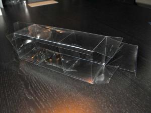 Cutii plastic cu separator