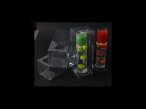 Cutii plastic pentru lumanarele
