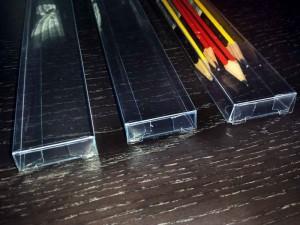 Cutii din plastic cutii creioane Cutii creioane cutii plastic ambalaj creioane 1361 3