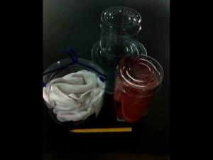 Cutii rotunde pentru textile