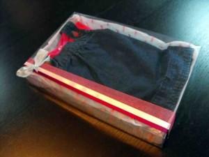 Cutii plastic pentru textile