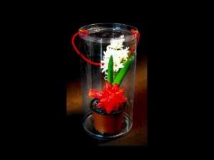 Cilindri pentru flori in ghiveci
