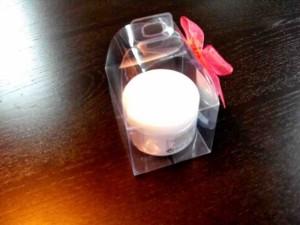 Cutiute plastic pentru cosmetice