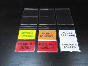 Posetute pentru carduri acces cladire si parcare posetute carduri acces cladire si parcare Posetute carduri acces cladire si parcare posetute din plastic pentru legitimatii 1523 1
