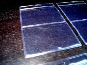 Posetute din plastic posetute carduri acces cladire si parcare Posetute carduri acces cladire si parcare posetute din plastic pentru legitimatii 1523 21
