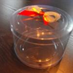 cilindri plastic transparente