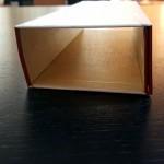Manson rigid pentru cutii