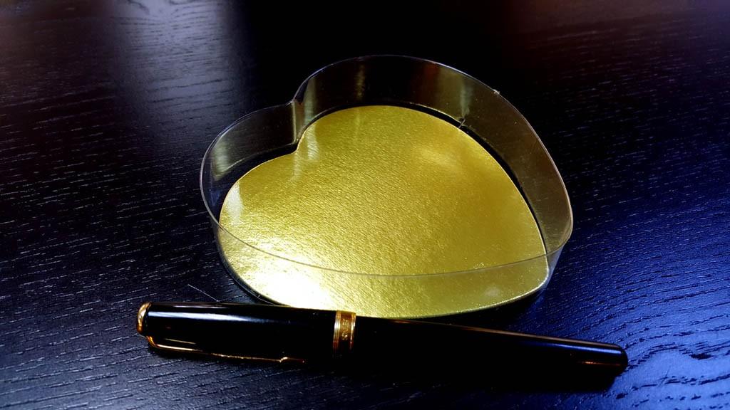 Caserola in forma de inima pentru bomboane - 1