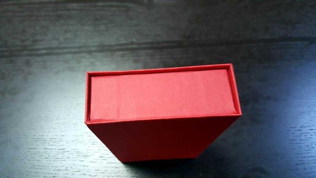 Cutie rigida pentru  praline cu magnet - 6
