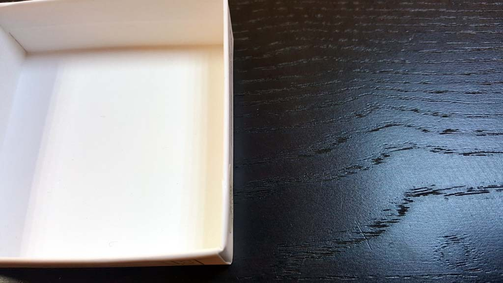 Cutie de lux capac transparent - 4