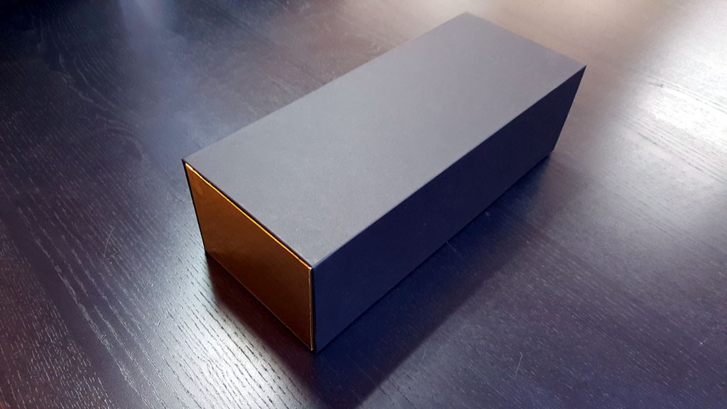 Cutie de lux pentru sticle - 17