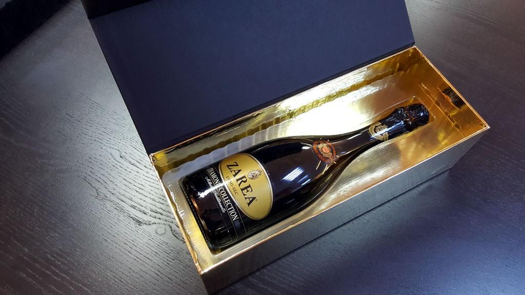 Cutie de lux pentru sticle - 3