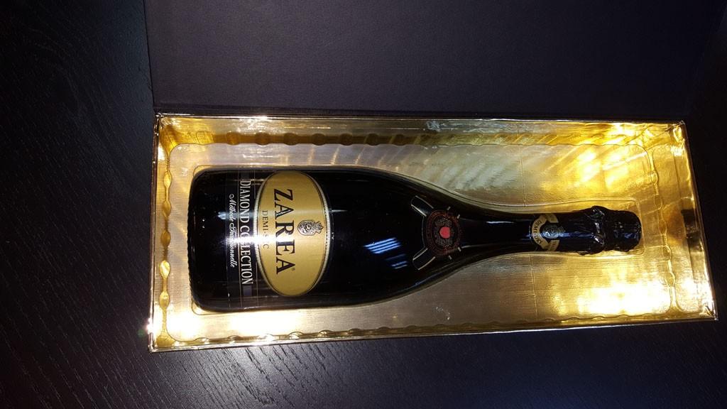Cutie de lux pentru sticle - 6