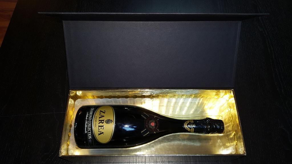 Cutie de lux pentru sticle - 7