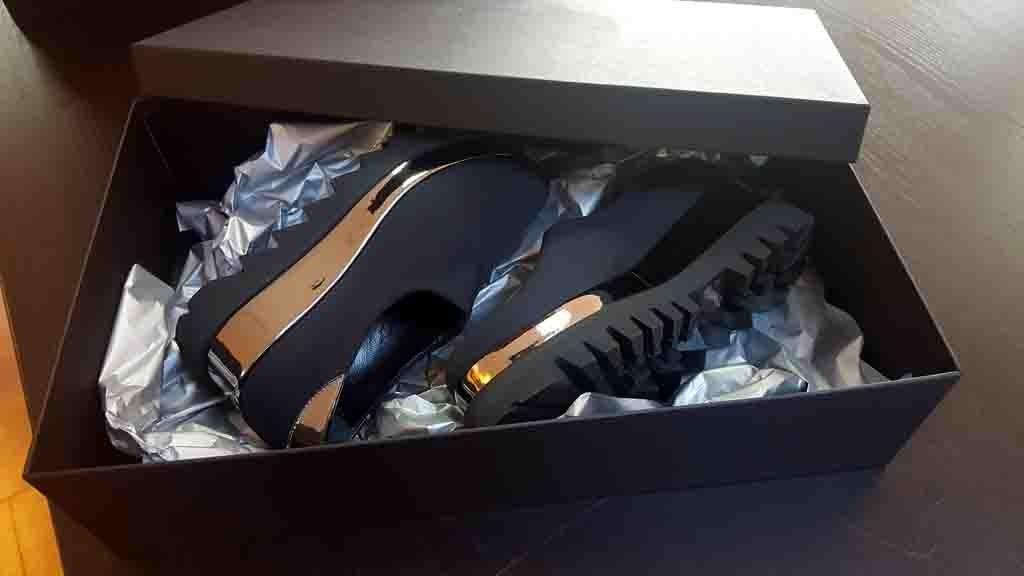 Cutii de lux pentru pantofi, botine, cizme - 6