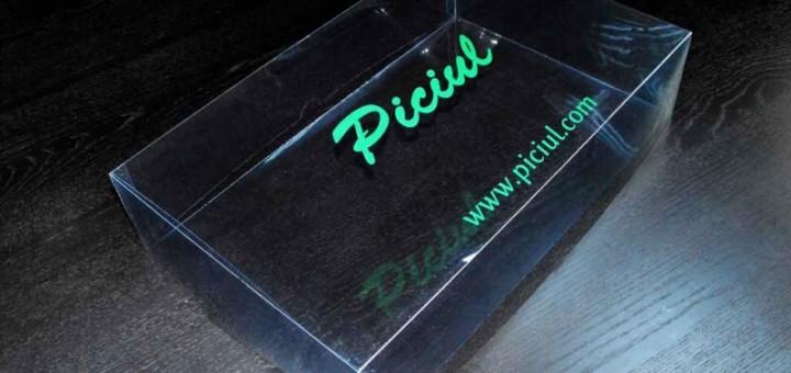 cutii plastic inscriptionate