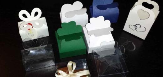 cutiute carton bijuterii