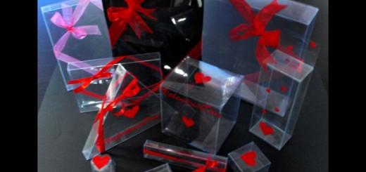 cutii cadouri Valentine's Day