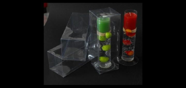 cutii plastic lumanarele