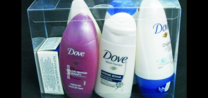 Cutii cosmetice Dove