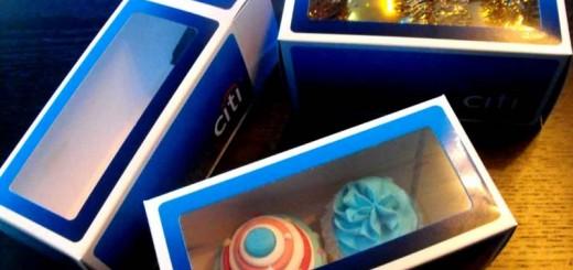 Pret cutii cupcakes