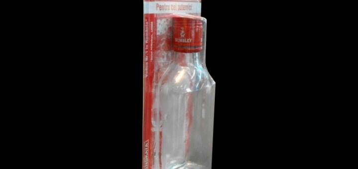 ambalaje de plastic sticle