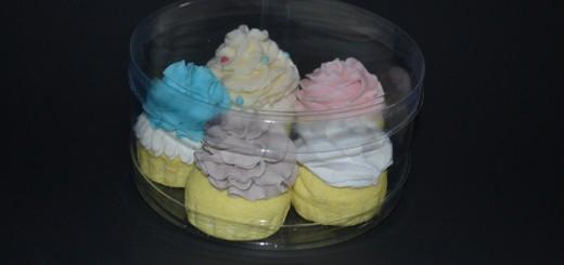 cilindri cupcakes