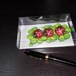 cutie din plastic transparent Cutie din plastic transparent pentru figurine din ciocolata 555 2 150x150