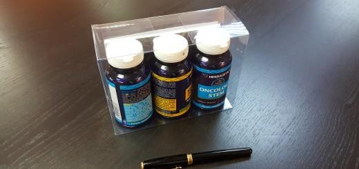 Cutie pentru sticlute si flacoane