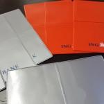 buzunare din plastic transparent Buzunare din plastic transparent sau colorat Buzunare protectie carduri 8 150x150