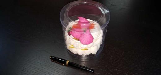 Ambalaje transparente ambalaje transparente Ambalaje transparente pentru minitorturi, prajituri, bomboane cil diam 12