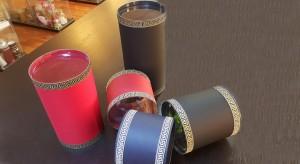 cutii rotunde de lux Cutii rotunde de lux pentru cadouri cilindri carton 2 300x164