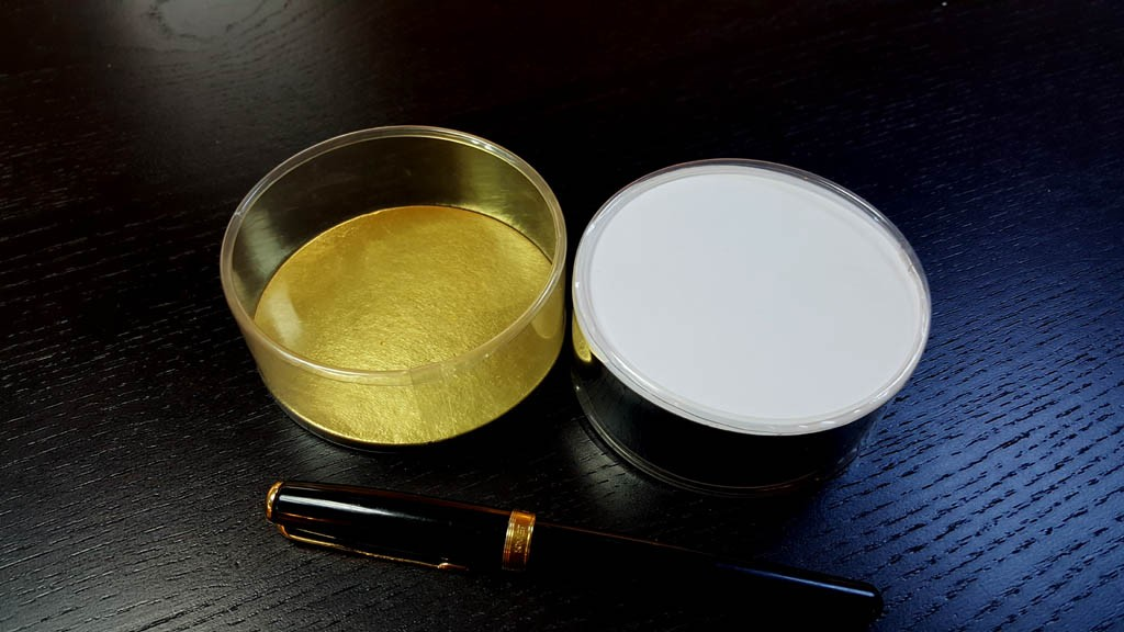 Cilindri transparenti cu fundul din carton gros - 3