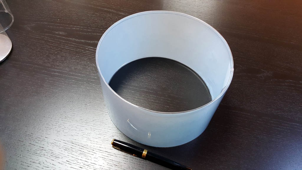 Cilindru colorat - 2