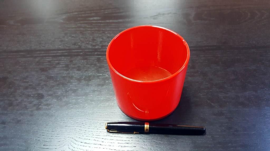 Cilindru colorat cu baza rigida - 5